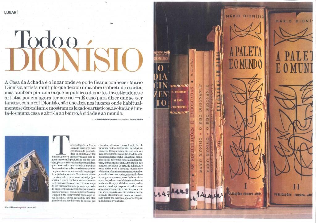 01 - 20100623 - Notícias Magazine