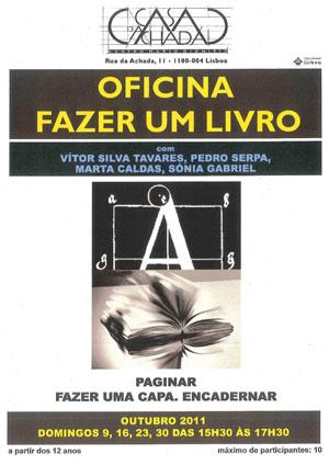 2011-10 Fazer um livro