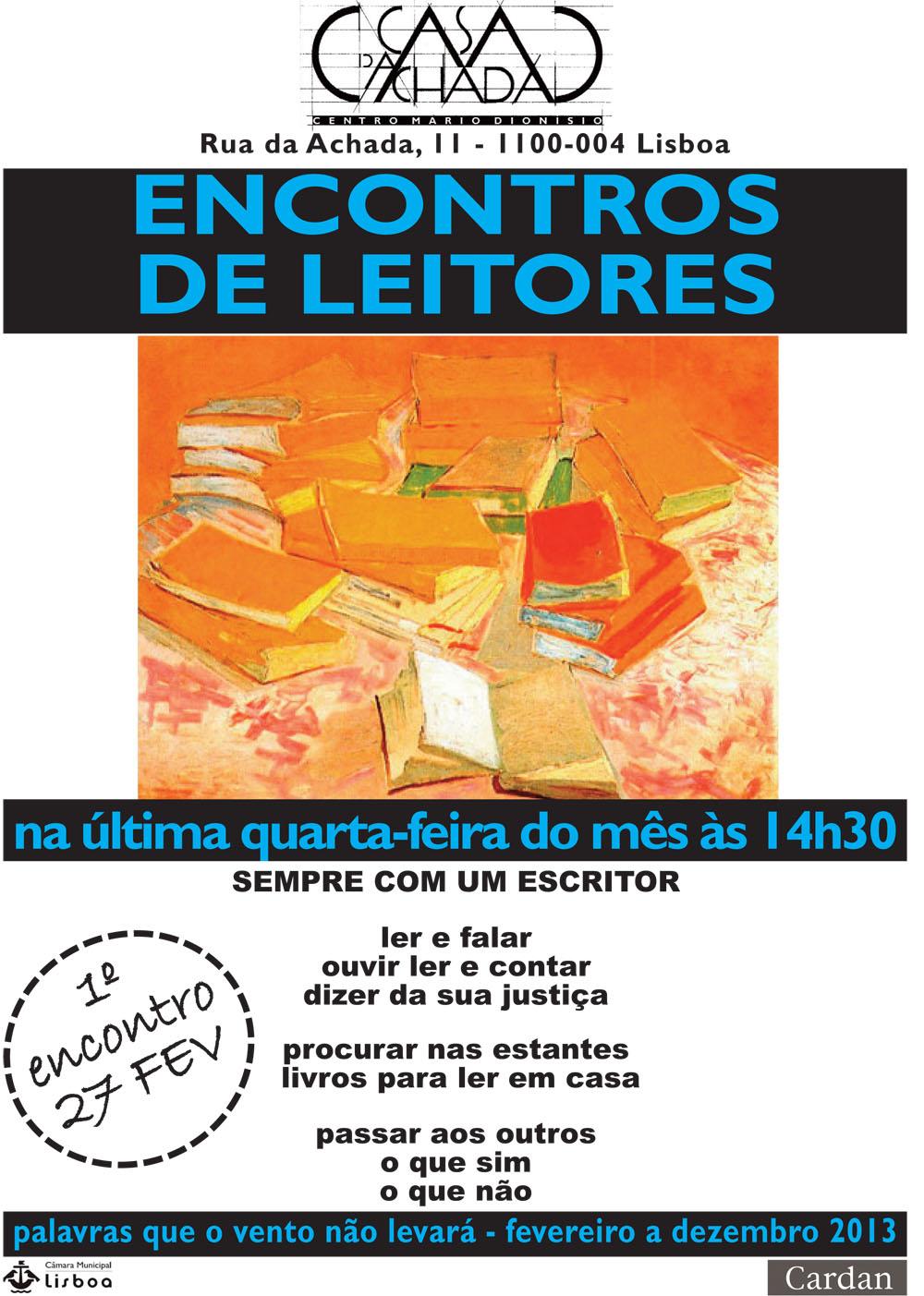 Cartaz Encontros de Leitores_Layout 1
