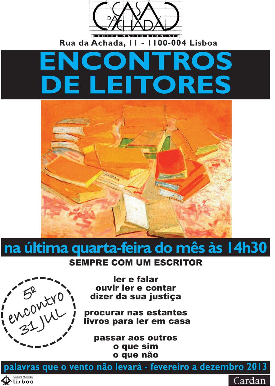 Cartaz Encontros de Leitores5_Layout 1