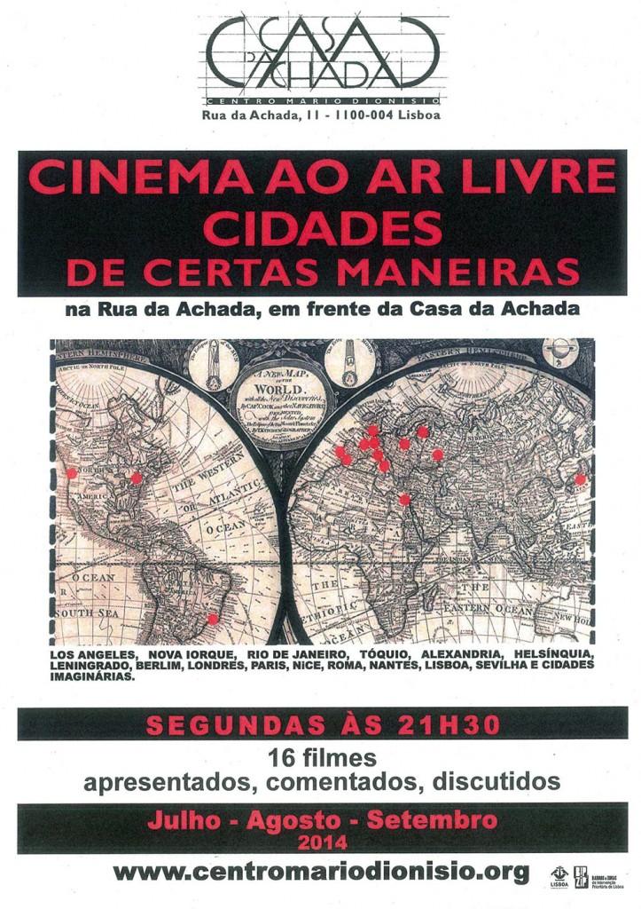 Ciclo cinema Cidades(2)