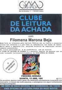 Clube de Leirura Abril