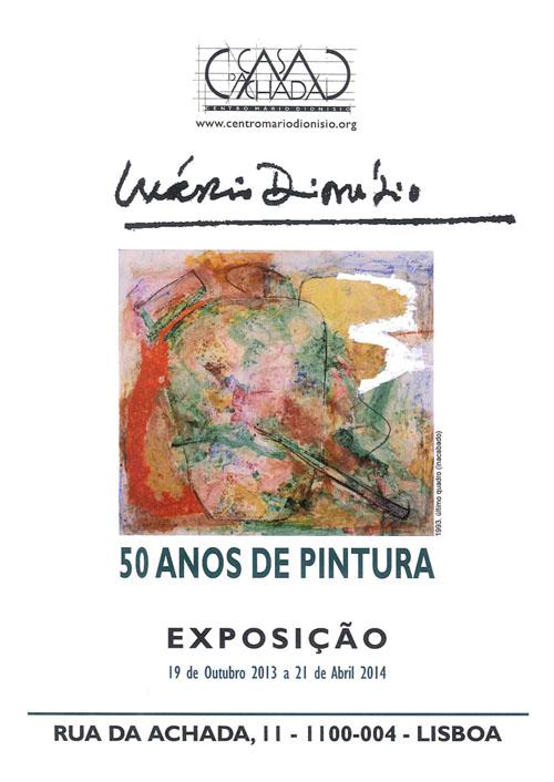 EXPO MD 50 anos pintura