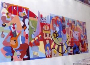Foto mural 1