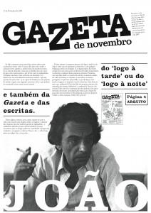 Gazetta De Novembro