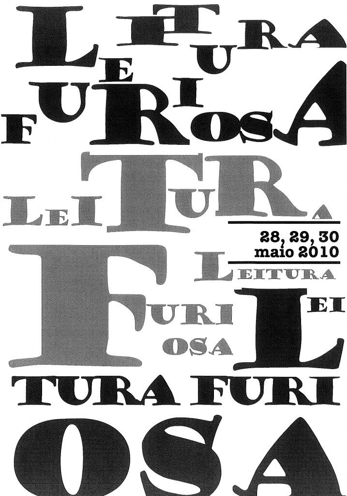 Leitura Furiosa 10