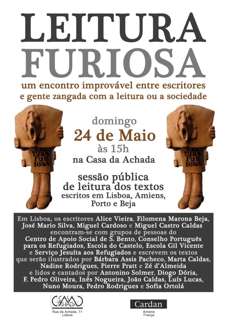 Leitura Furiosa - sessão pública comp