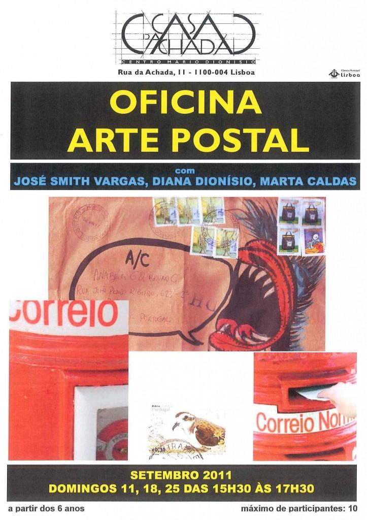 OFICINA ARTE POSTAL