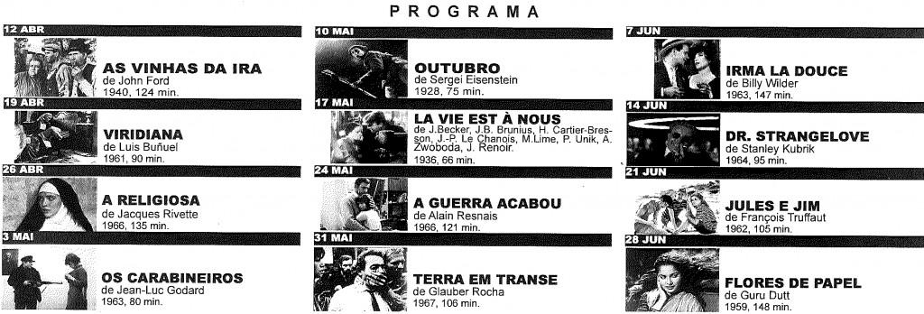 Programa Cinema Proibidos