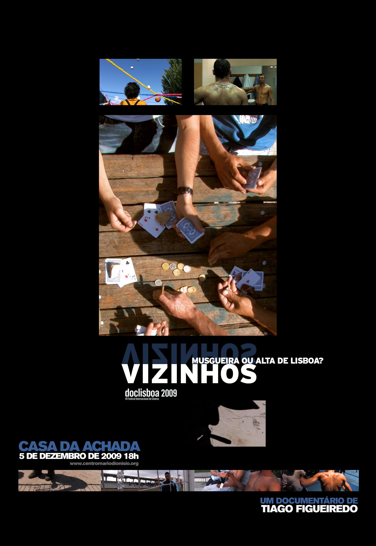 cartaz Vizinhos
