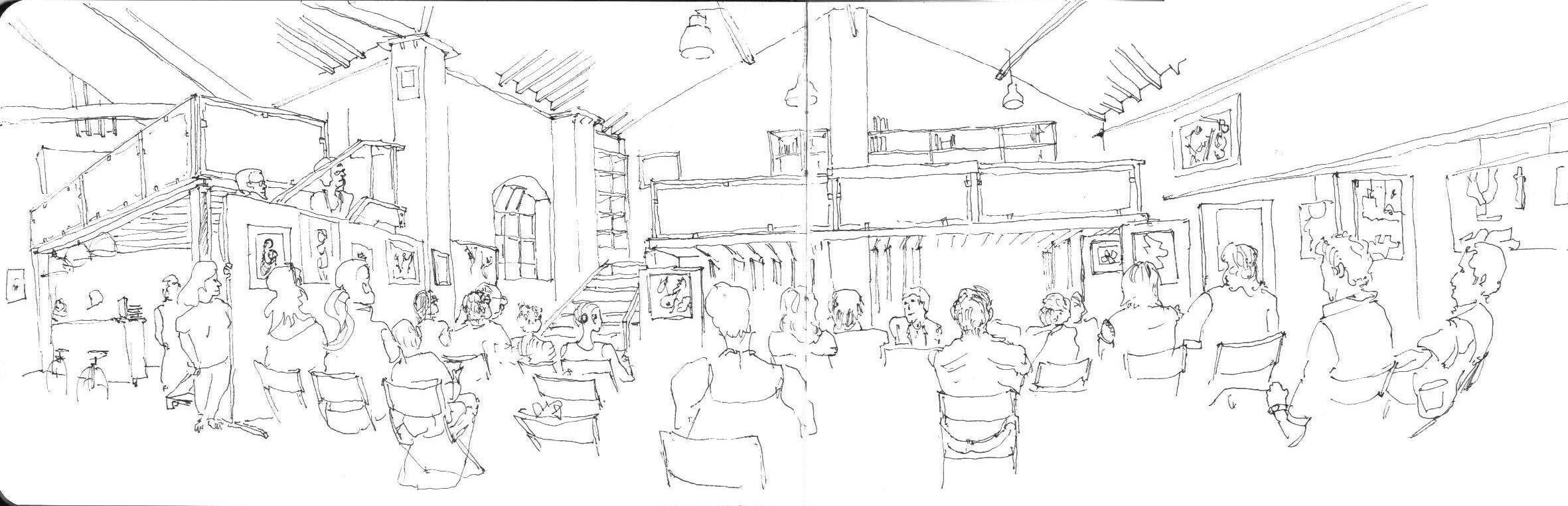 desenho sessão lançamento FCR