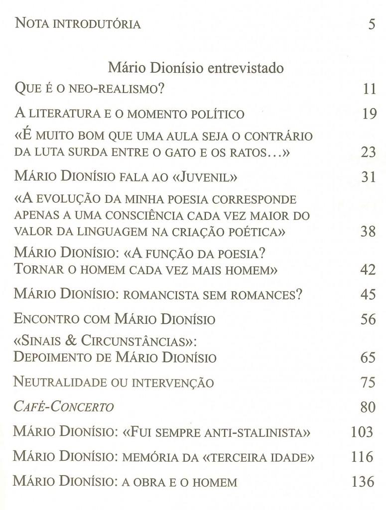 indice Entrevistas 1