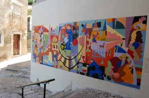mural novo