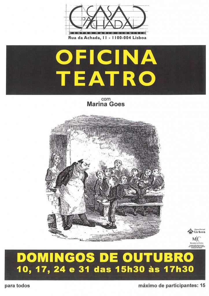 oficina teatro